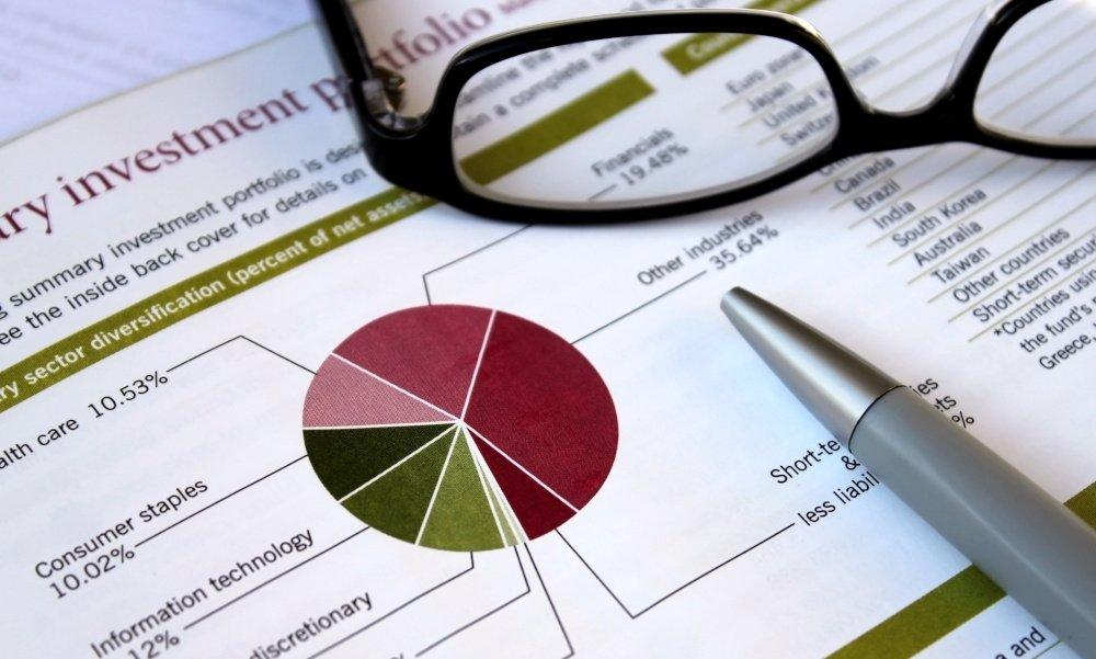 An investment portfolio to start trading stocks